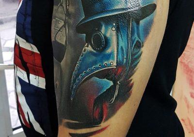 Colored Tattoo (15)