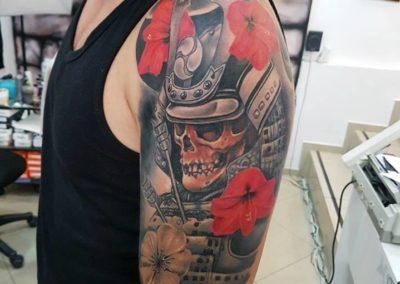 Colored Tattoo (18)