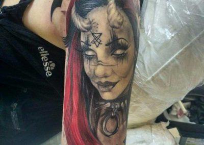 Colored Tattoo (19)