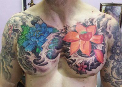 Colored Tattoo (2)