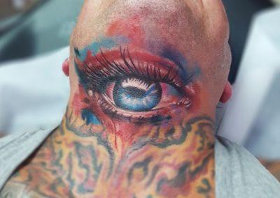 Colored Tattoo (31)
