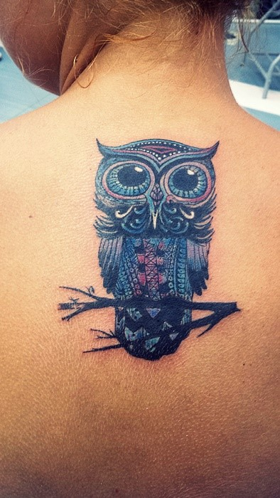 Colored Tattoo (4)