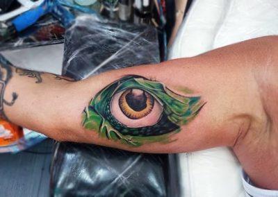 Colored Tattoo (8)