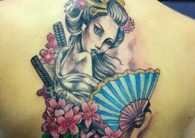 Colored Tattoo (9)